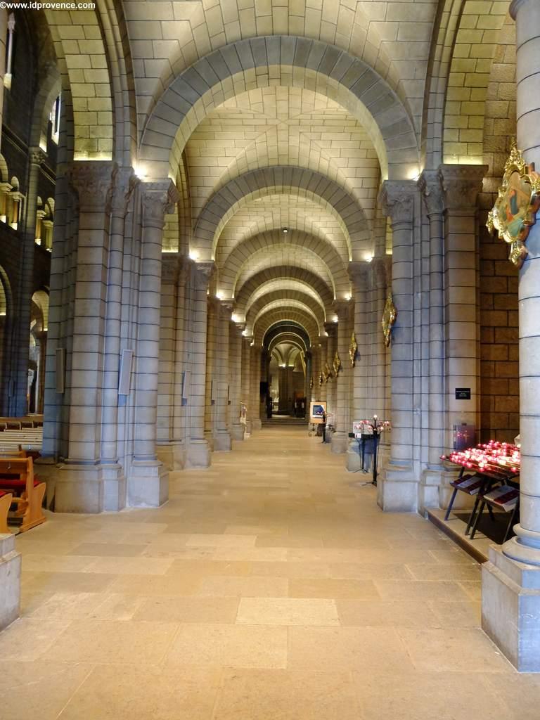 Cathedrale von Monaco Innen