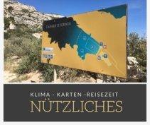Urlaub Südfrankreich, Provence & Côte d'Azur- Nützliches