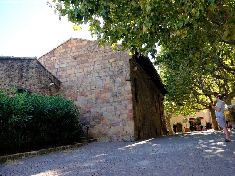 Museum örtlicher Geschichte von Fréjus Musée d'Histoire Locale