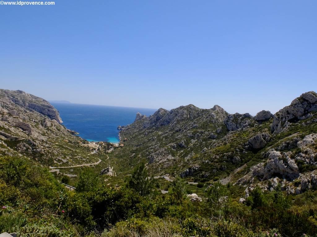Provence Sehenswürdigkeiten: Die Calanques Strände bei Marseille