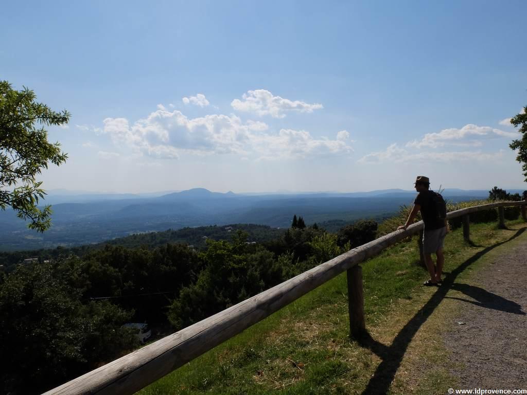 Provence Sehenswürdigkeit Tourtour