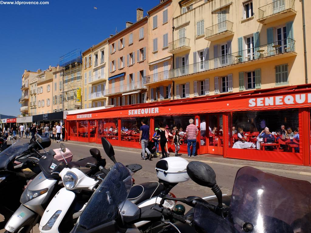 Sainte Maxime Cafe