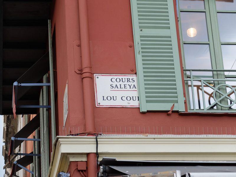 Nizza Altstadt Cours Saleya