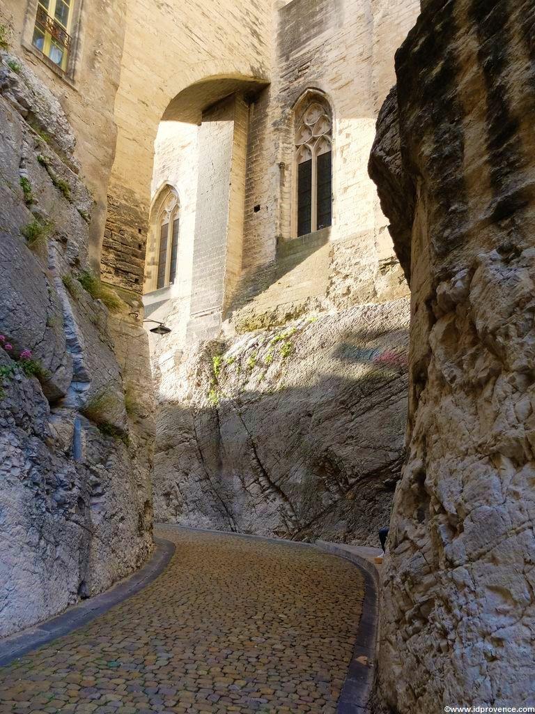 Sehenswürdigkeiten Avignon - Altstadt