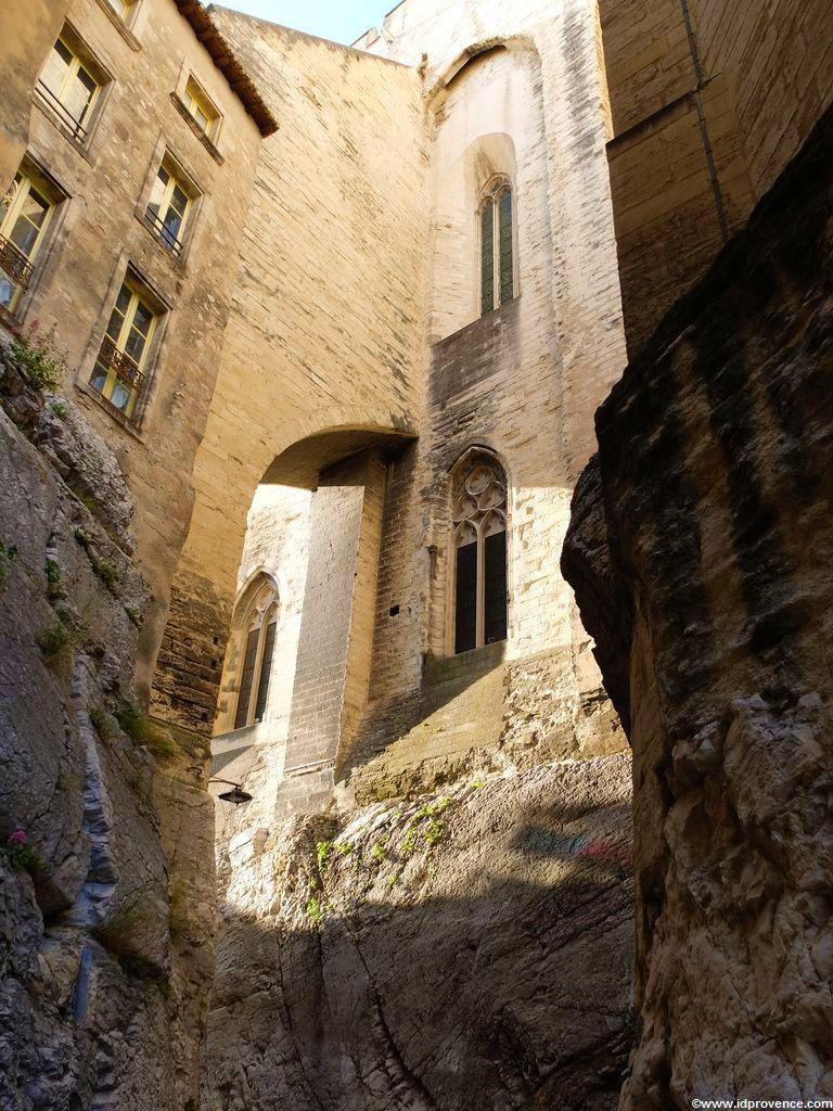 Sehenswürdigkeiten Avignon - In den alten Gassen