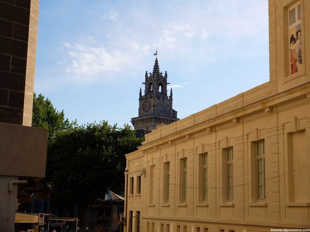 Sehenswürdigkeiten Avignon -