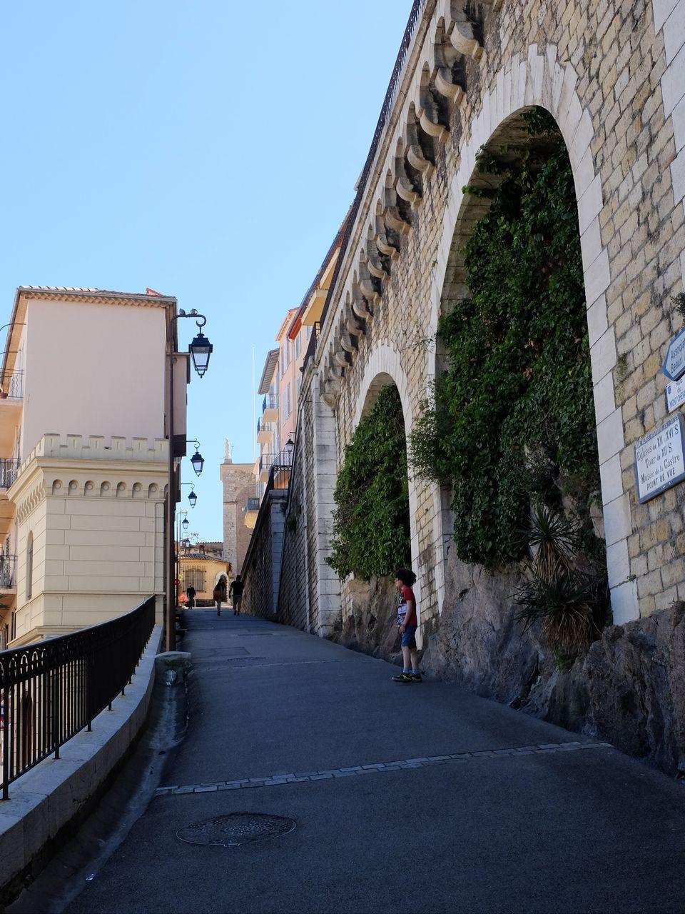 Le Suquet - Die Altstadt in Cannes