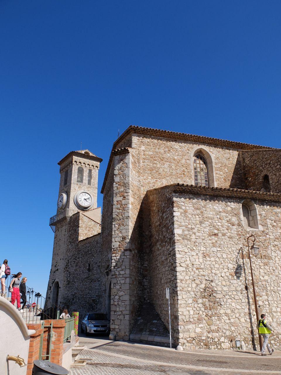Le Suquet - Die Altstadt in Cannes: Église Notre-Dame-d'Espérance