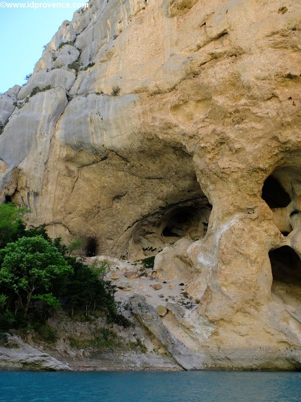 Verdon Schlucht: Der Gorges du Verdon in Südfrankreich