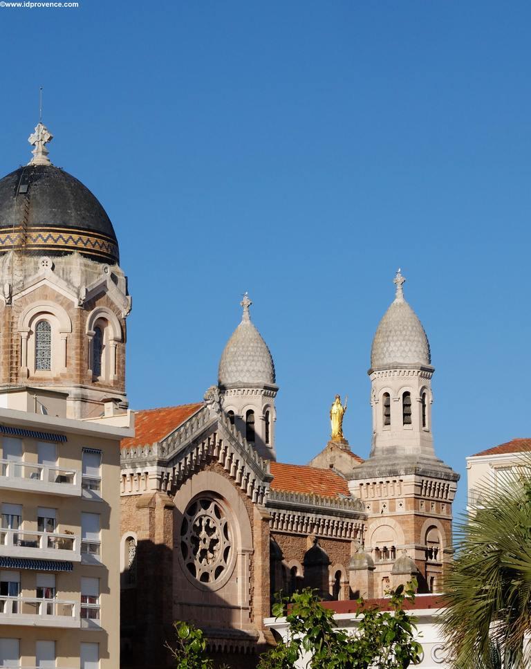 Basilique Notre-Dame-de-la-Victoire in Saint-Raphaël