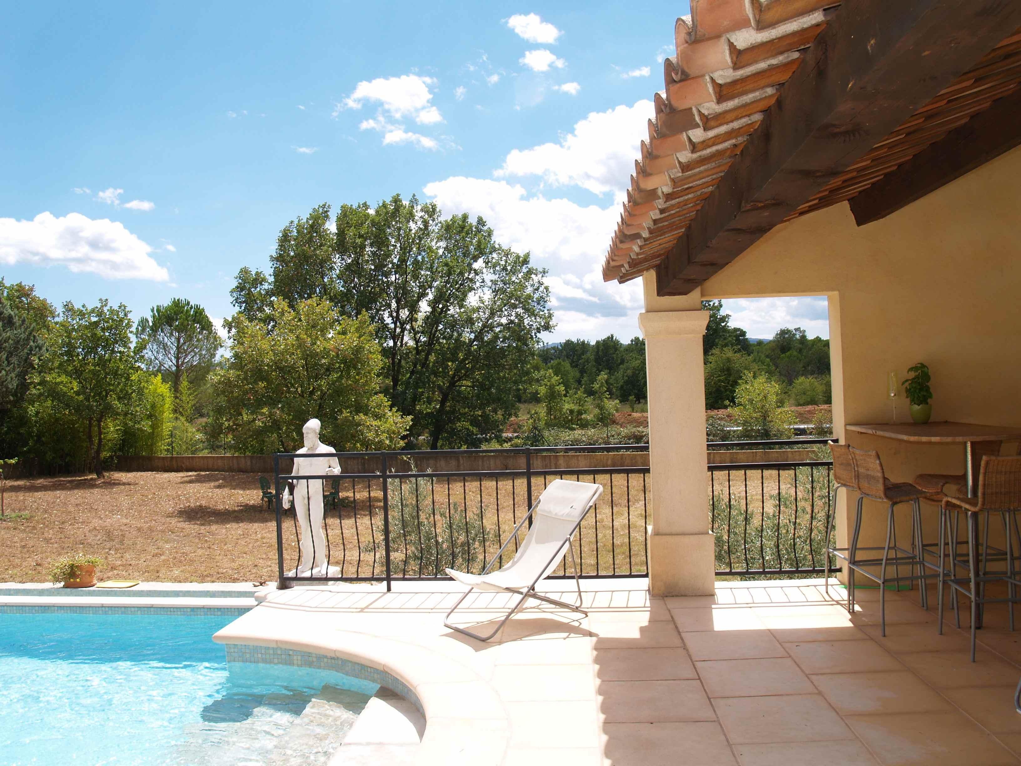 Ferienhaus in Südfrankreich mit Pool
