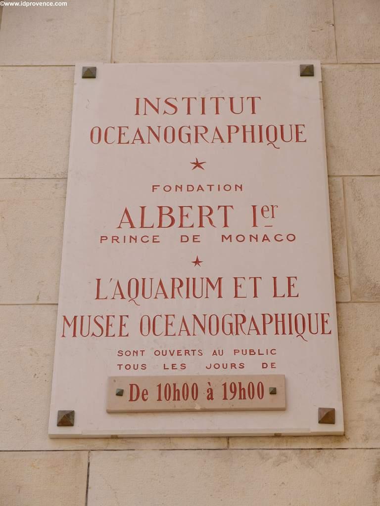 Jacques-Yves Cousteau war Directeur im Ozeanographischen Museum von 1957-1988