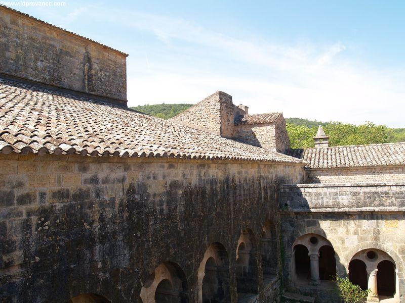 Kloster in der Provence -Die Abbaye du Thoronet