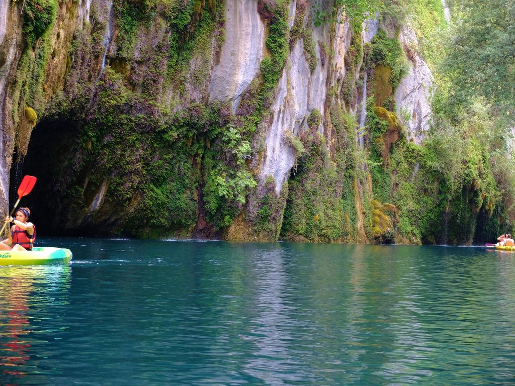 Gorges de Baudinard am Gorge du Verdon -  Provence Sehenswürdigkeiten