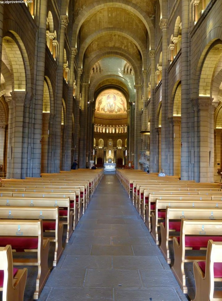 Kathedrale von Monaco Innen