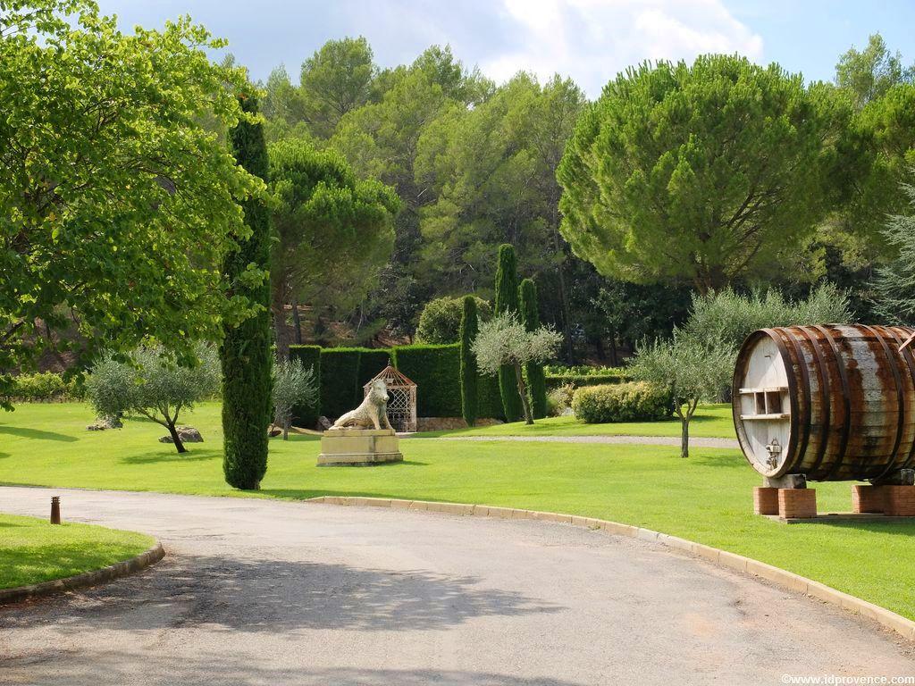 Urlaub auf dem Weingut in Frankreich - Chateau de Berne