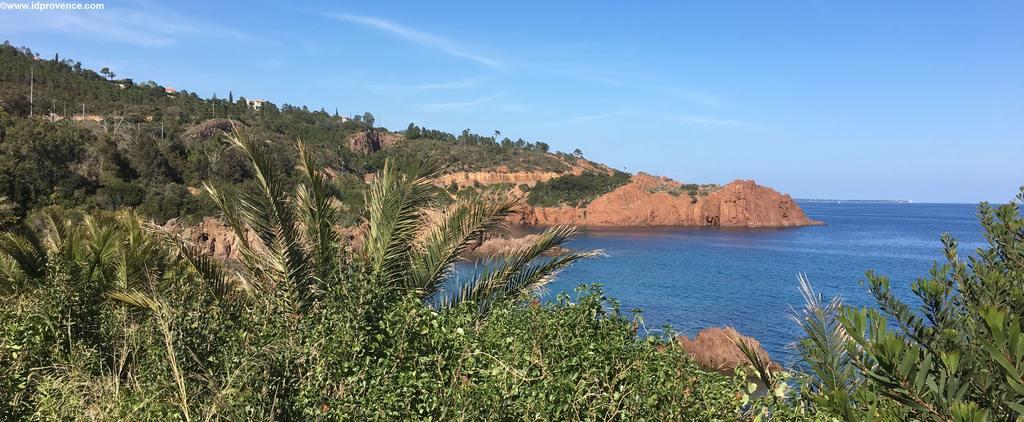 Schönste Strände am Mittelmeer - Die Corniche d'Or
