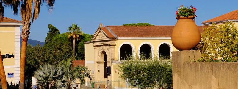 Der Badeort Fréjus in Frankreich mit viel römischer Geschichte