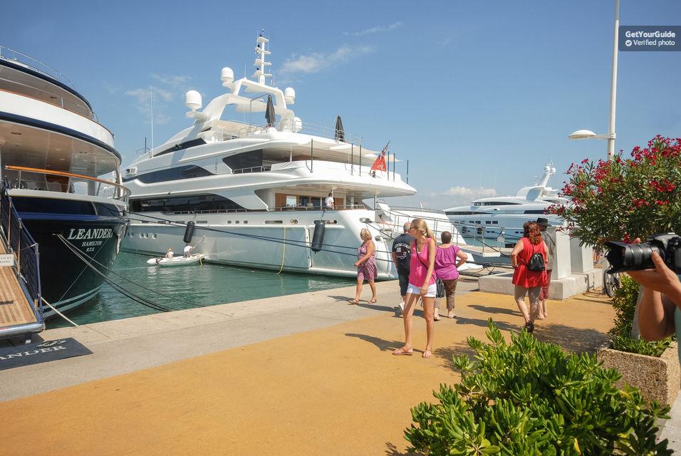 Halbtagesausflug Côte d'Azur - Monaco, Monte Carlo & Eze