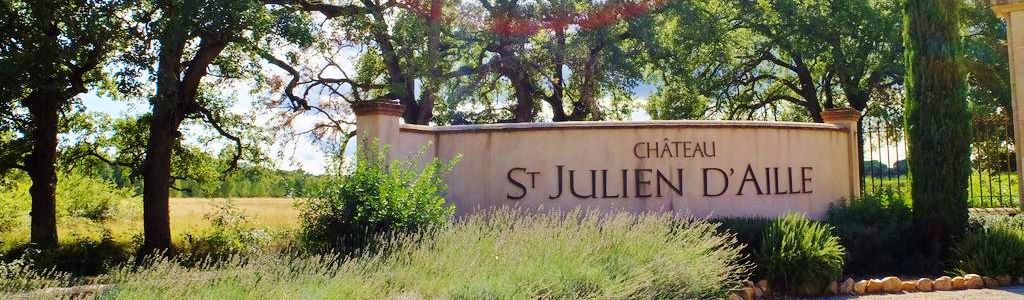 Weingut Château Saint Julien d'Aille Frankreich