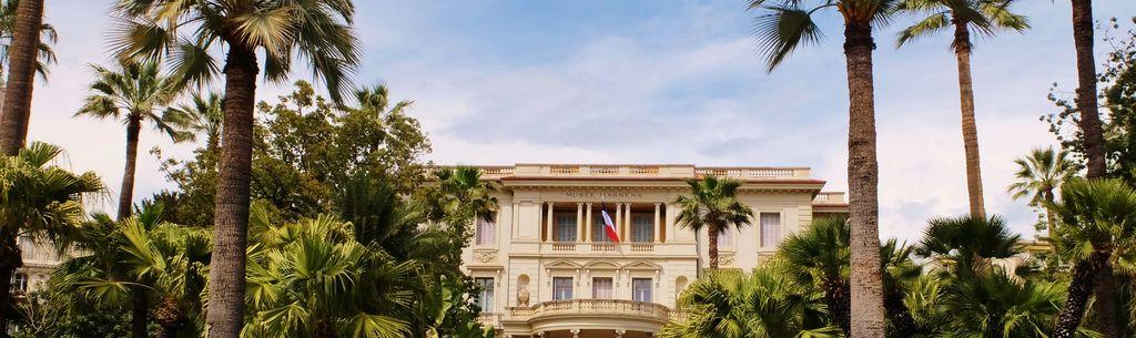 Sehenswürdigkeit in Nizza - Das Musée Masséna