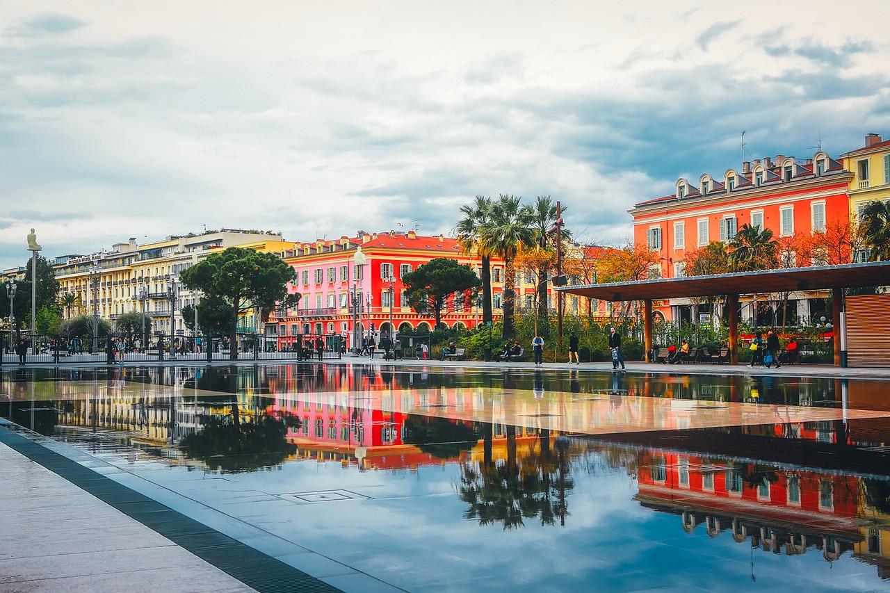 Provence Sehenswürdigkeiten - Stadt Nizza