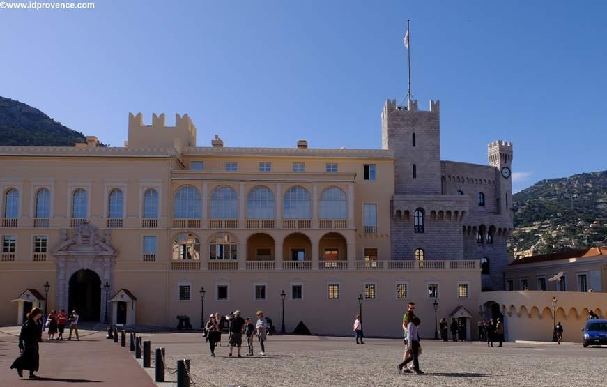 Palais Monaco ,Fürstenpalast Monaco