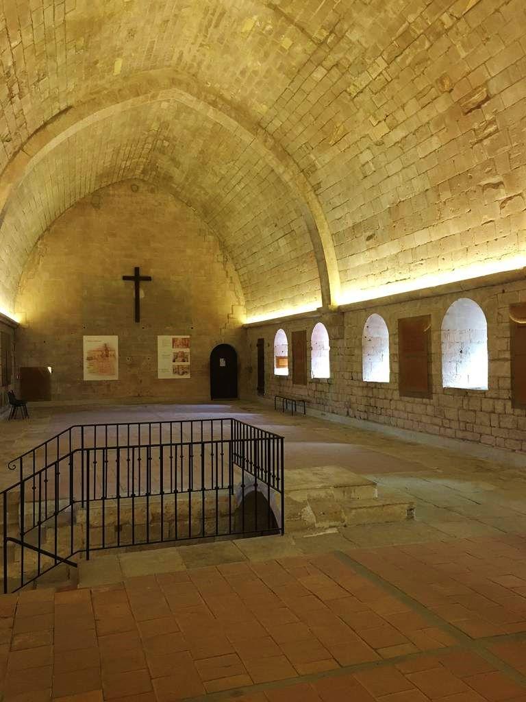 Kloster Sénanque -Sehenswürdigkeit Provence