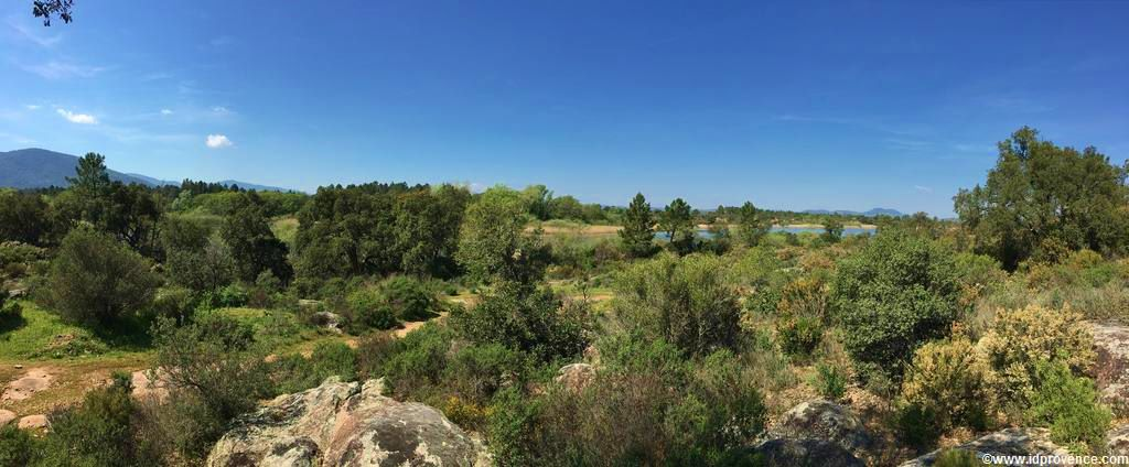 Wandern im Departement Var - Lac des Escarcets