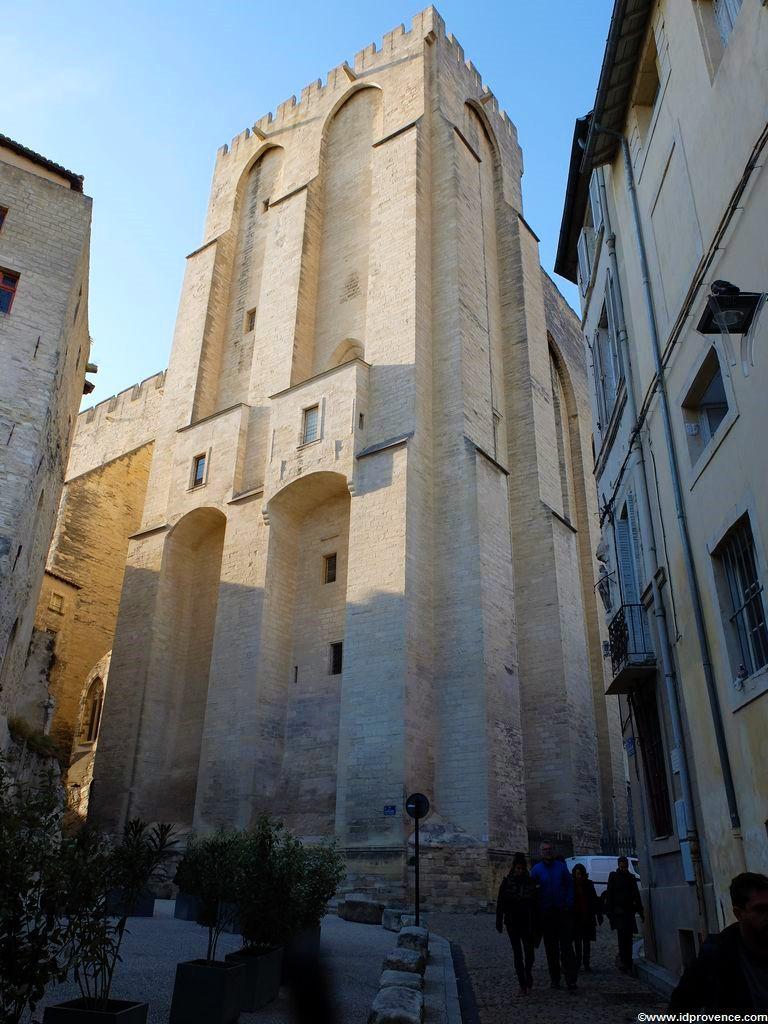 Sehenswürdigkeiten Avignon - Papstpalast