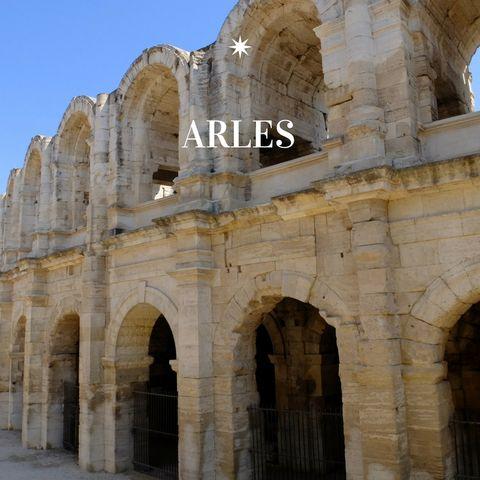 Provence Sehenswürdigkeit Arles