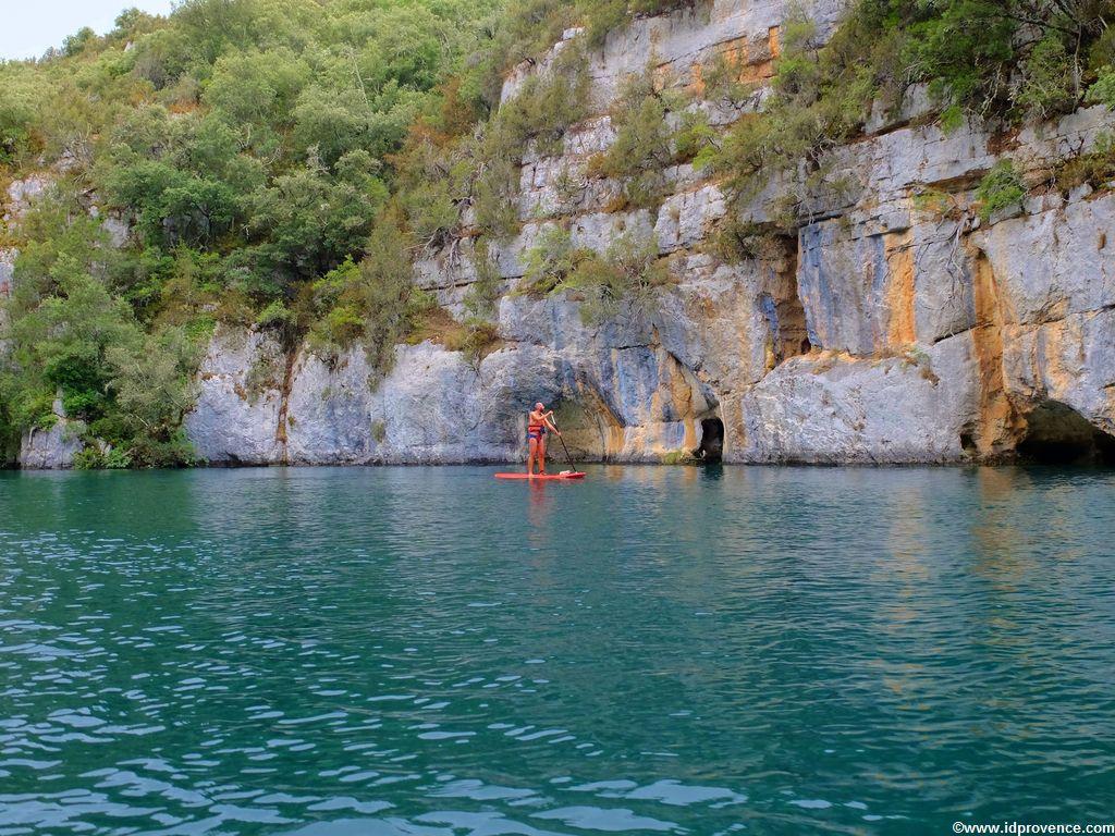 Gorges de Baudinard am Gorge du Verdon : Provence Sehenswürdigkeiten