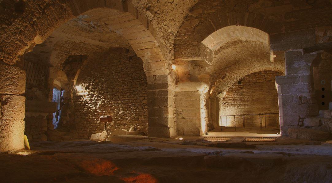 Caves du Palais Saint-Firmin - Das andere, unterirdische Gordes