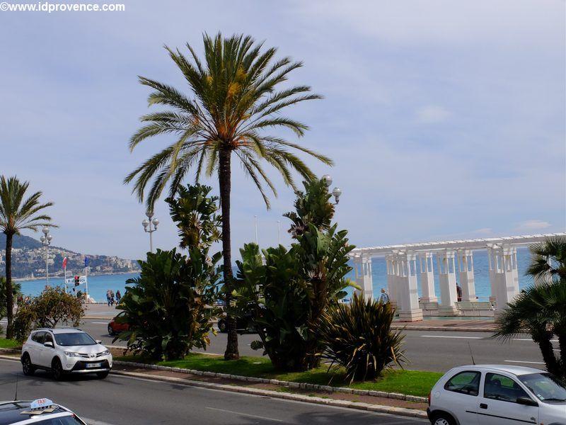 Strandpromenade Nizza