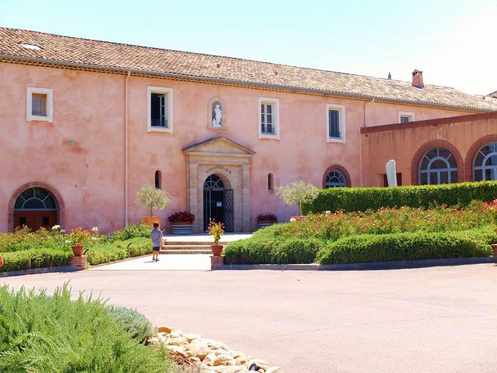 Château Saint Julien d'Aille - Weingut in der Provence
